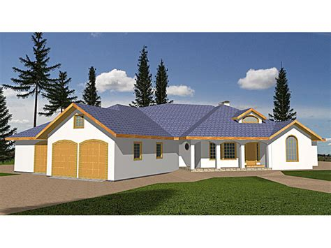 Floor Plans With Two Master Bedrooms anabelle park ranch home plan 088d 0092 house plans and more