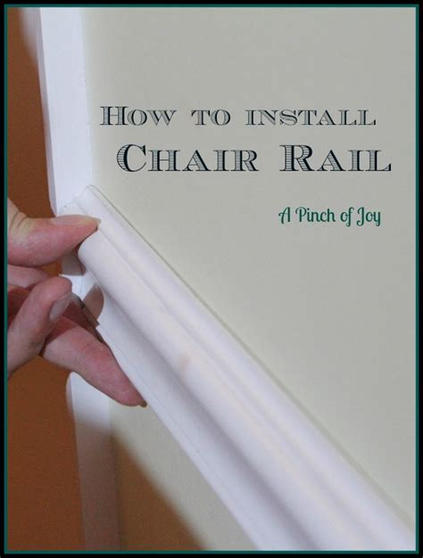how to install chair rail 25 tutorials tips not to miss home stories a to z