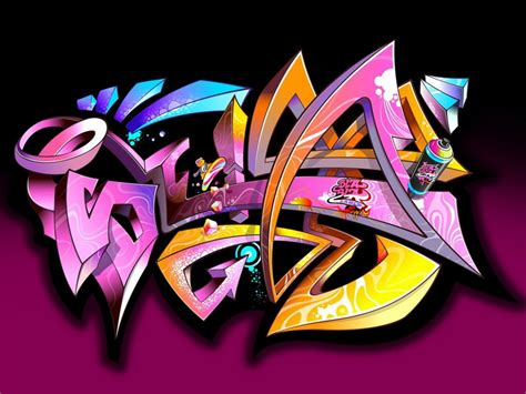 imagenes chidas jpg fondos de pantalla graffitis 3d fondos de pantalla