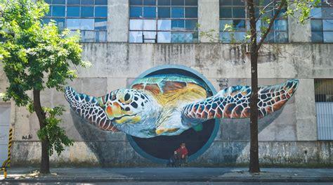 imagenes urbanas graffitis 3d urbana el nuevo circuito de arte urbano en belgrano