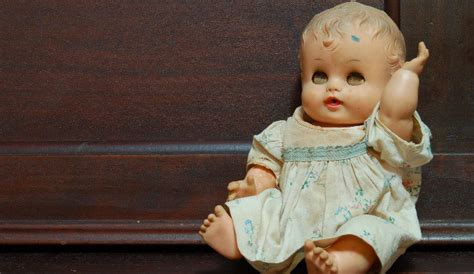 haunted doll lilly creepy dolls ghosts and ghouls