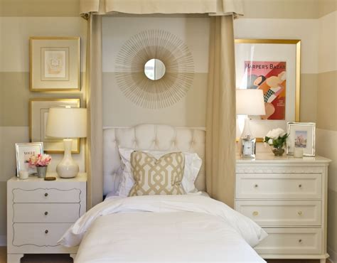 Curtain Color For Orange Walls Inspiration Horizontal Striped Curtains Vogue Orange County Mediterranean Bedroom Inspiration With