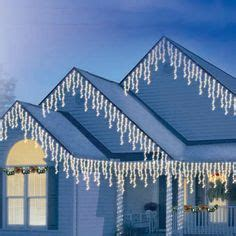 icicle lights on house 1000 images about house lights on