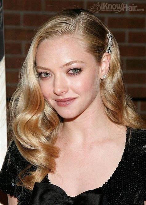 amanda seyfried old 25 best ideas about hollywood hairstyles on pinterest