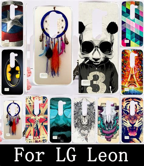 Lg Tribute 2 4g Lte H340n H320 C40 C50 H324 H340 45 Inch soft tpu pc cell phone cases for lg covers