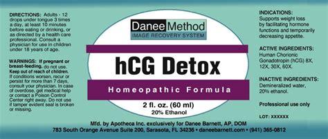 Hcg Diet Detox by Hcg Detox