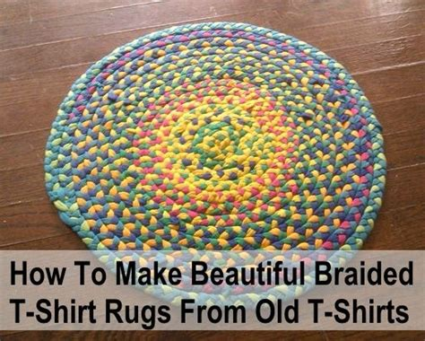 how to make a braided rug with yarn 1000 ideas about t shirt rugs on t shirt yarn handmade rugs and crochet rugs