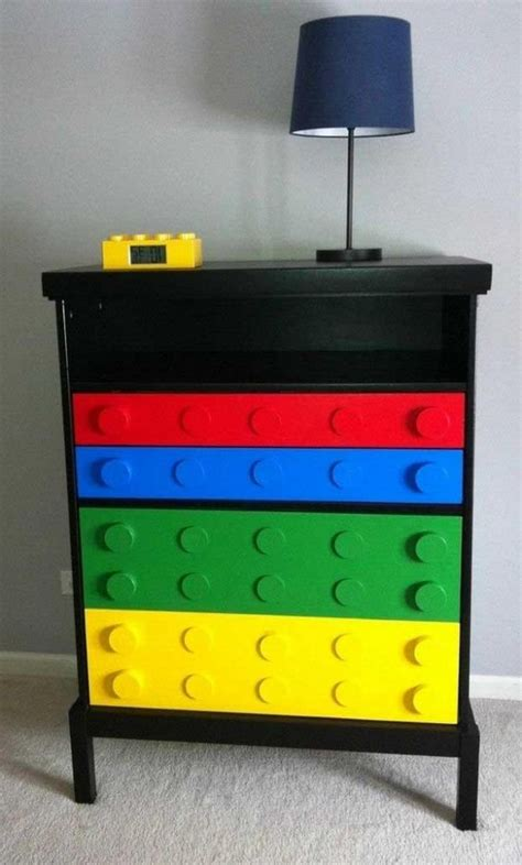 How To Build A Lego Bedroom Set Type 1 Custom Moc