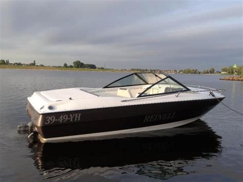 nieuwe speedboot speedboot reinell v 170 volvo penta 130 pk webkramen nl