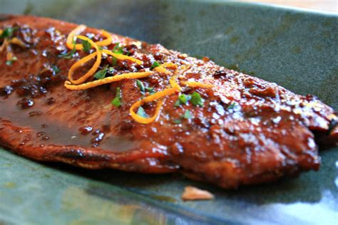 Spicy Skin Salmon 5ptg recipe for five spice glazed salmon is dinner delicious and easy