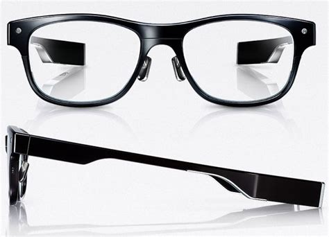 Meme Glasses - jins meme sensory glasses warn when you feel sleepy