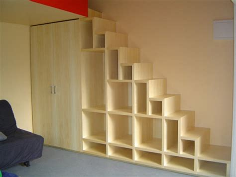 stairs with storage space saving staircase designs icreatived