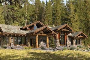 Log Floor timber frame and log home floor plans by precisioncraft