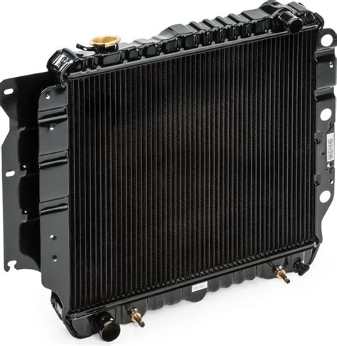 Jeep Radiator Cooling Systems And Flexibles 2578 Csf Heavy Duty Copper