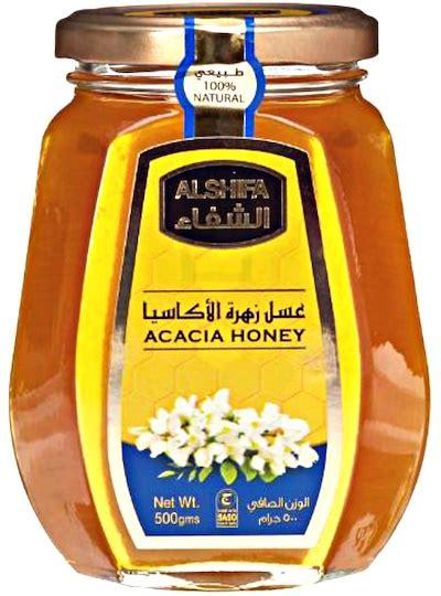 Al Shifa Acacia Honey 500 G qoo10 alshifa acacia diet wellness