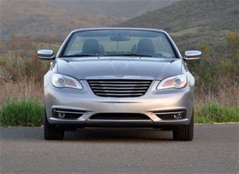 2013 Chrysler 200 Convertible Review by 10 Of The Best Value Cars Autobytel
