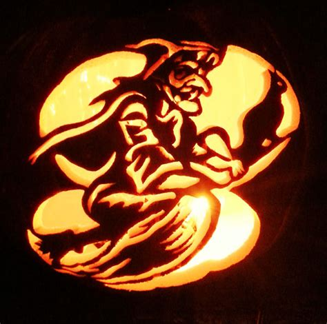 witch pumpkin 60 cool scary pumpkin carving designs ideas