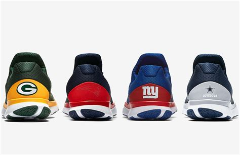 nfl shoes for fans nike free nfl sneakers mens health