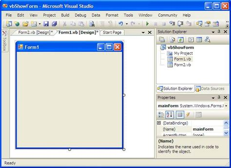 design form on visual basic hiding and showing forms in visual basic techotopia