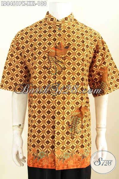 Kemeja Koko Altaf Jumbo kemeja batik jumbo baju batik lengan pendek pria gemuk