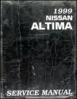car maintenance manuals 1999 nissan altima on board diagnostic system 1999 nissan altima repair shop manual original