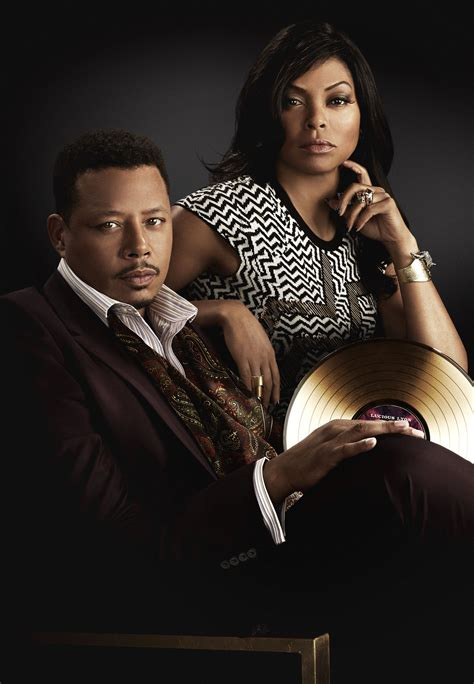 who is the actress in empire tv show empire pic terrence howard and taraji p henson