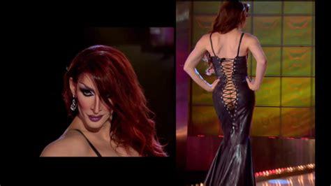 Detox Runway Tuck by Rupaul S Drag Race Season 5 Episode 6 Can I Get An Amen