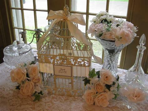 Elegant Christmas Centerpiece Ideas - 37 unique birdcage centerpieces for weddings