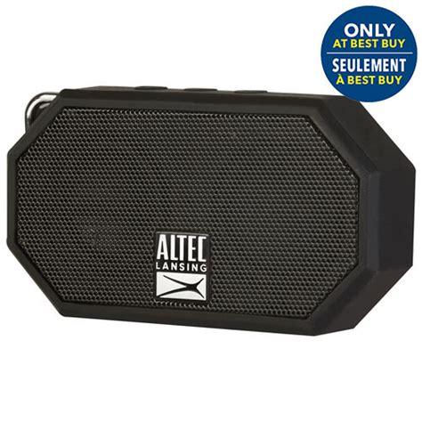 Speaker Aktif Bluetooth Altec altec lansing mini h2o ii waterproof mudproof snowproof dustproof wireless bluetooth speaker