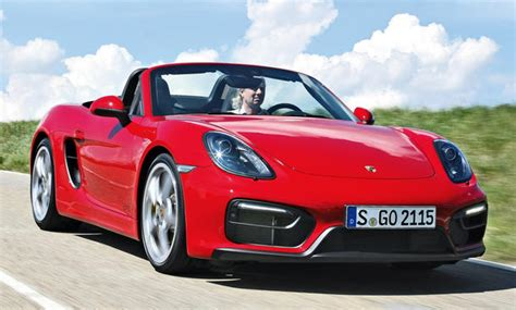 Porsche Boxster Technische Daten by Porsche Boxster Gts 2014 Neues Topmodell Gefahren