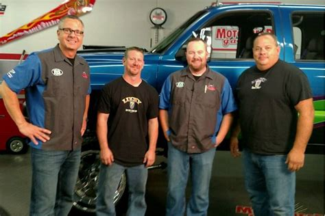 Jms Garage by Jms Chip To Appear On Tv Show Quot Motorhead Garage Quot