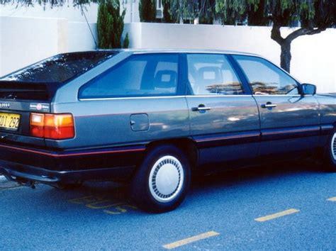 Audi 100 Club by 1984 Audi 100 Cc Avant Facelman Shannons Club