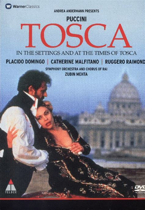 Set 3in1 Butterfly Tosca 1 puccini tosca dvd live shop royal opera house