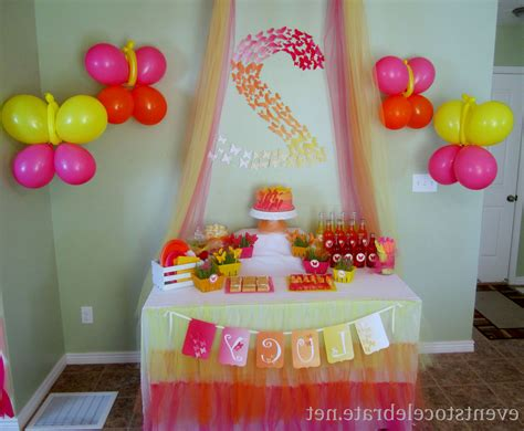 birthday decorations at home ideas