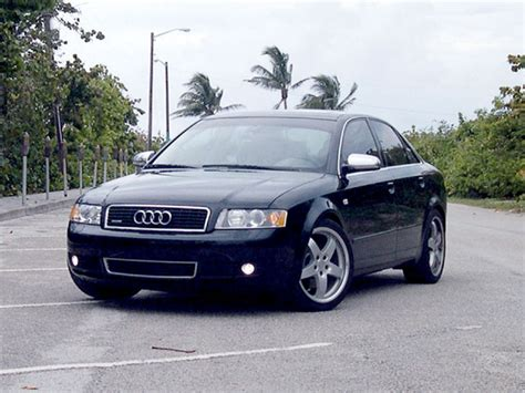 Are All Audi A4 Awd by 2002 Audi A4 User Reviews Cargurus