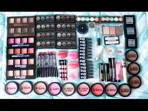 Makeup City Colour city color cosmetics haul giveaway