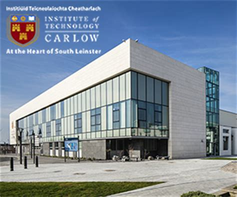 Carlow Mba Tuition it carlow signs agreements with local colleges