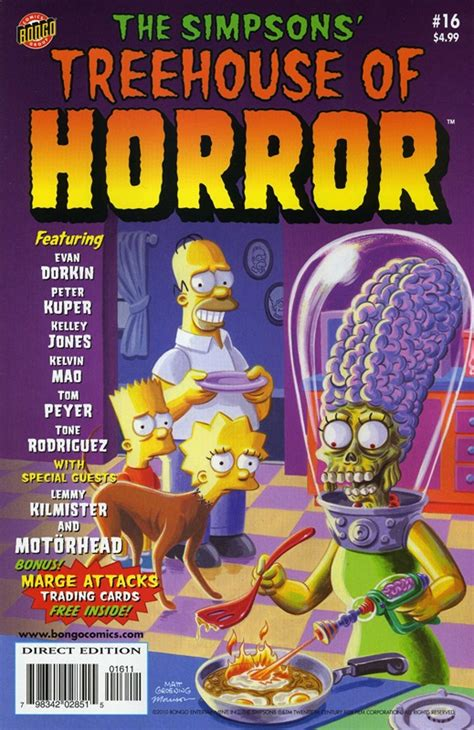 simpsons treehouse of horror figures the simpsons treehouse of horror horrorpedia