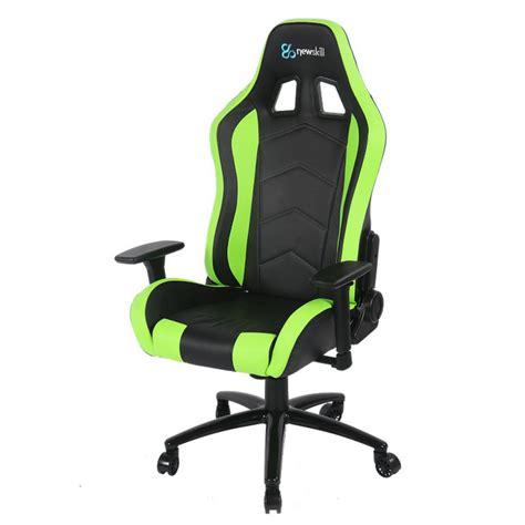 imagenes de sillas verdes newskill takamikura silla gaming verde