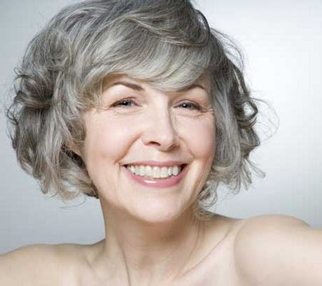 short hair cuts for women that will give their hair volume short wavy hairstyles women over 50