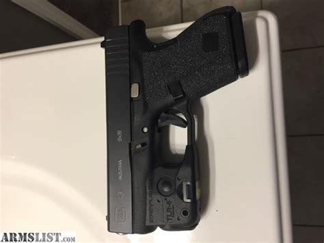 glock 43 laser light combo armslist for sale trade lnib glock 43 w tlr 6 laser