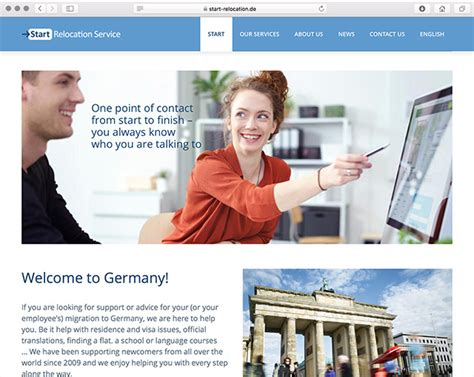Relocation Service Berlin by Start Relocation Service