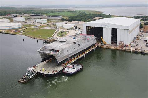 catamaran military ship us navy will christen future usns trenton jhsv 5 jan 10