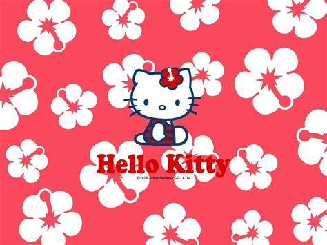 wallpaper hello kitty terbagus free hello kitty screensavers and wallpapers wallpaper cave