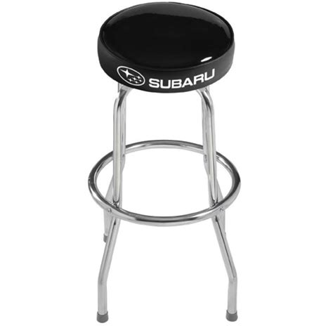 Black Parts In Stool 200118151 subaru counter stool d s black subaru stool is set for ideal work height