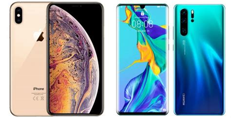 iphone xs max vs huawei p30 pro quali differenze iphone italia