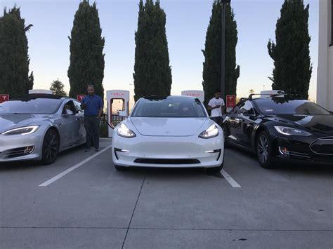 Tesla Front Tesla Model 3 Front Teslarati