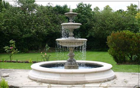 list  creative garden fountain design ideas
