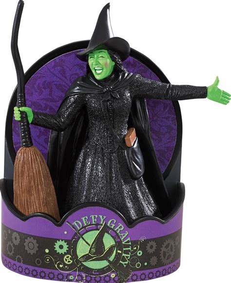 2016 wicked defying gravity carlton ornament from