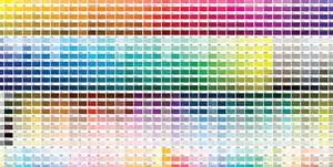 colores pantone the world of pantone of color rhyme and reason design
